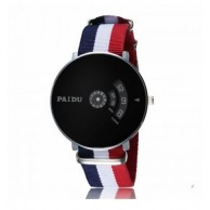 Paidu Watch Turntable Black Dial