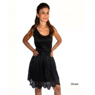 Ladies Dress LD007