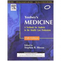 Toohey's Medicine 15E A Textbook for Students in the Health Care Professions A020517