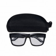 Fashion Wayfarer Optic Shaded Sunglasses